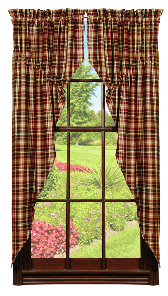 Westbrook Prairie Curtain Set
