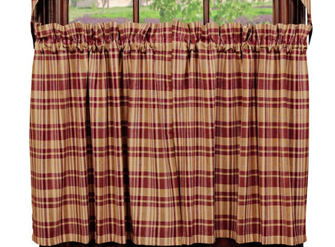 Raspberry Window Treatments