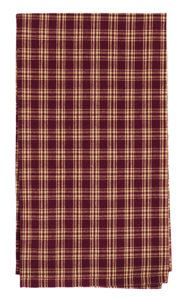 Cambridge Wine - Burgundy Dishtowel