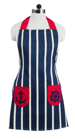 Anchor Decorative Apron