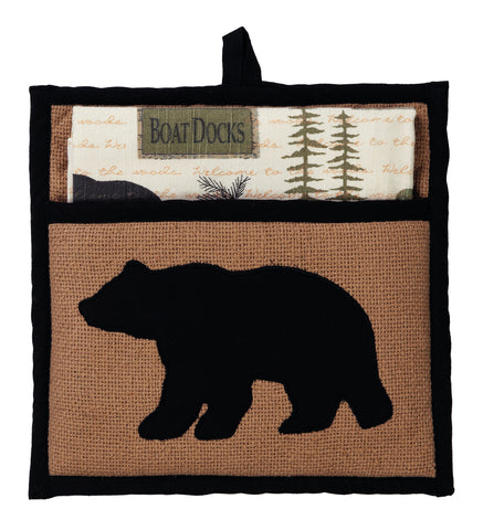 Wilderness Potholder Gift Set - Set of 2