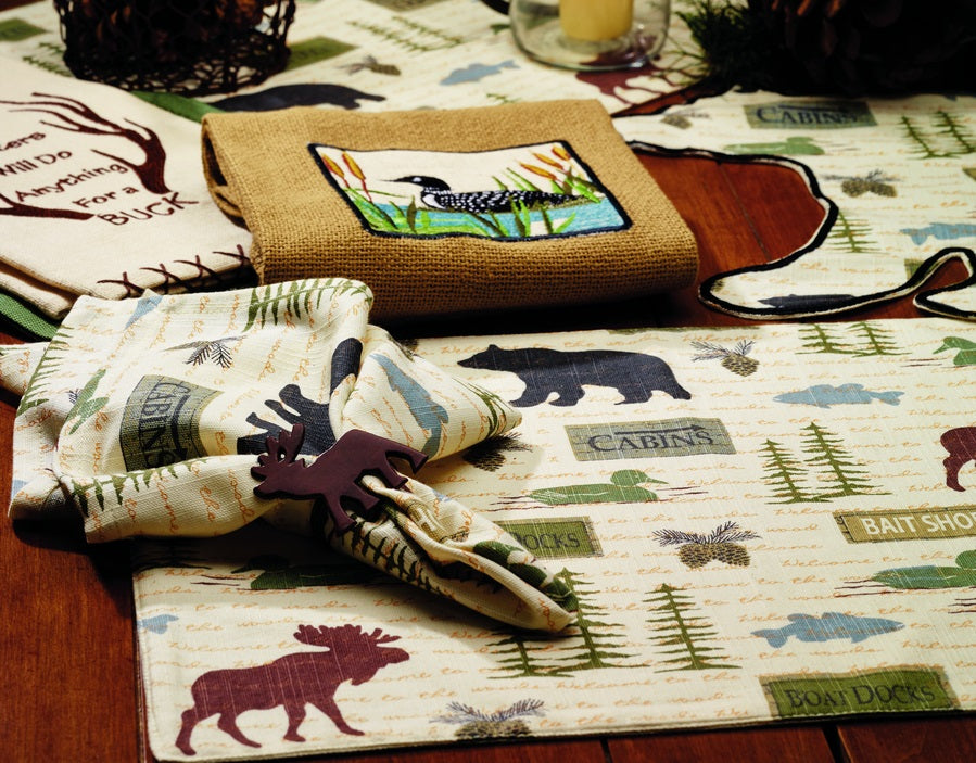 Wilderness Short Table Runner