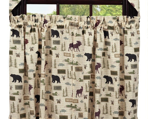 Wilderness Window Treatments
