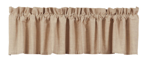 Au Natural Solid Valance