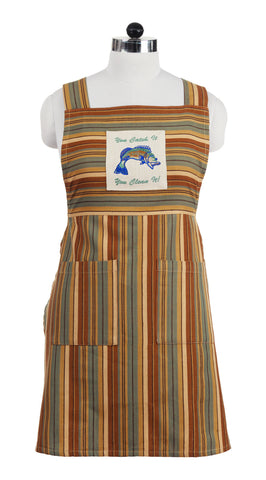 Cordwood Decorative Apron