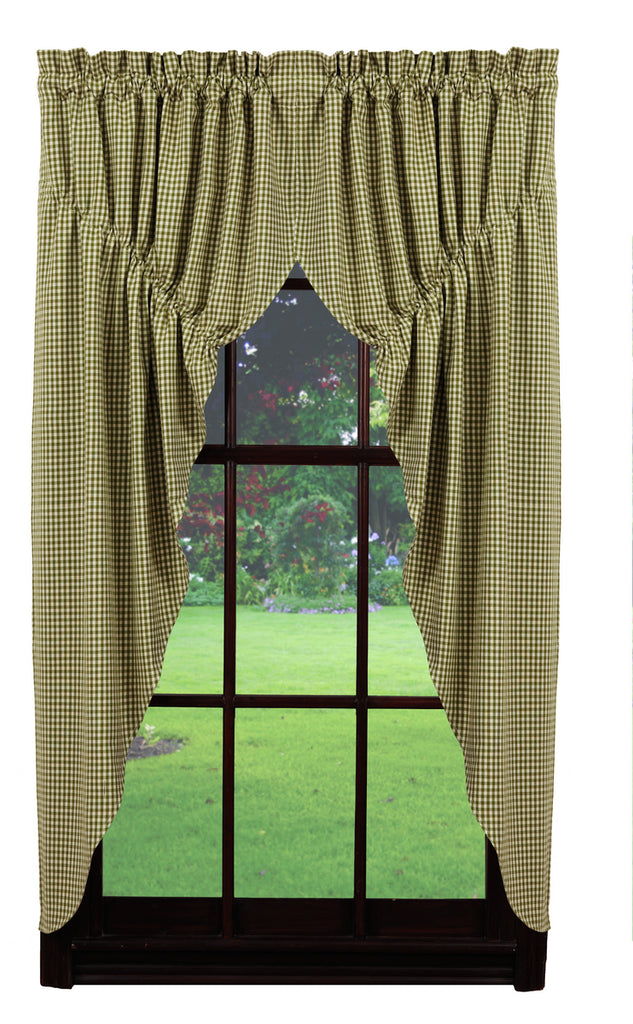Apple Valley Prairie Curtain Set