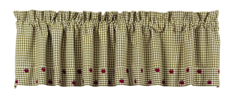Apple Valley Valance