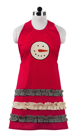 Snow Much Fun Decorative Apron