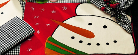 Snow Much Fun Placemat