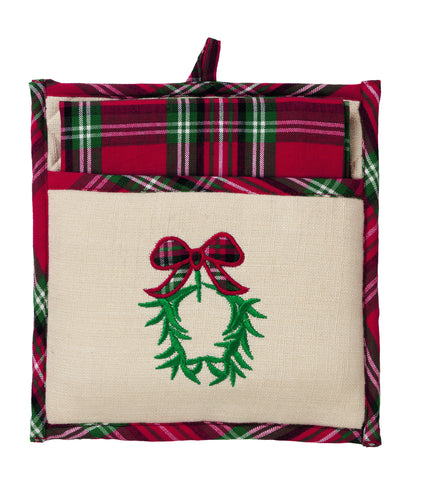 Emerson Potholder Gift Set - Set of 2