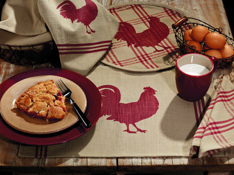 Red Rooster Tabletop