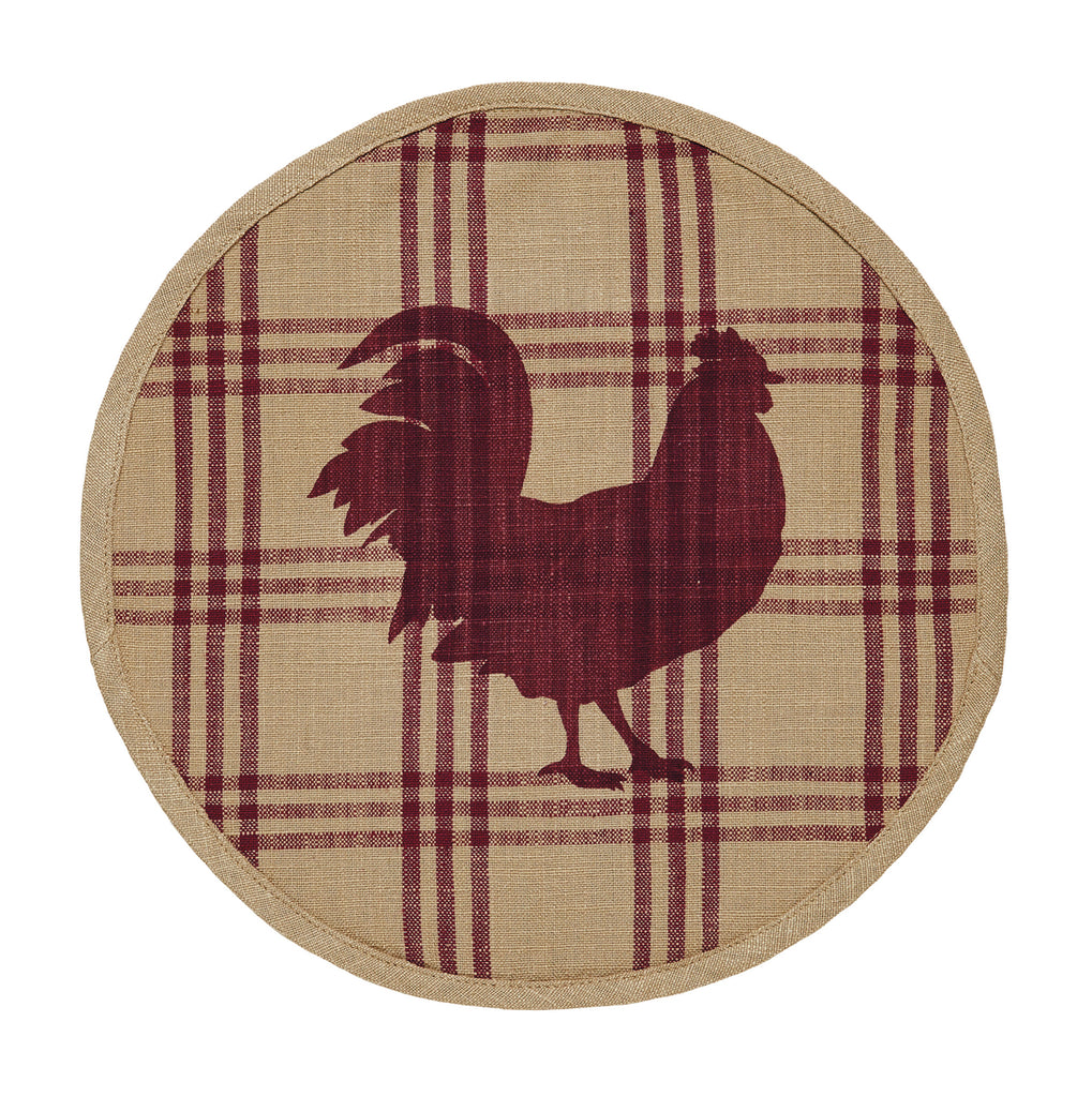 Red Rooster Tablemat