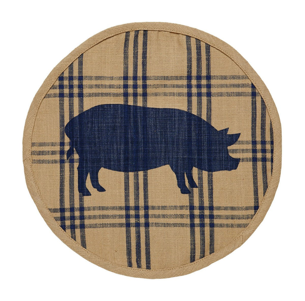 Pig Sty Tablemat