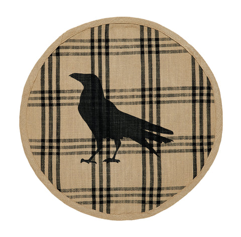 Olde Crow Tablemat