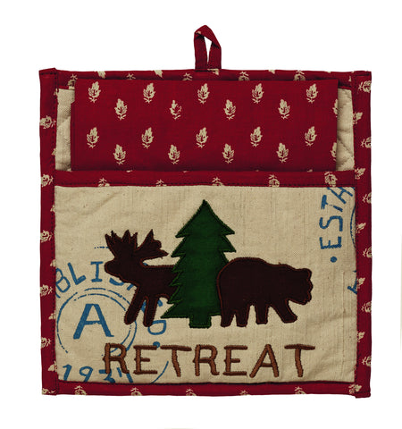 Timber Trail Potholder Gift Set - Set of 2