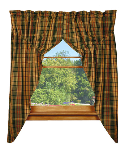 Woods Prairie Curtain Set