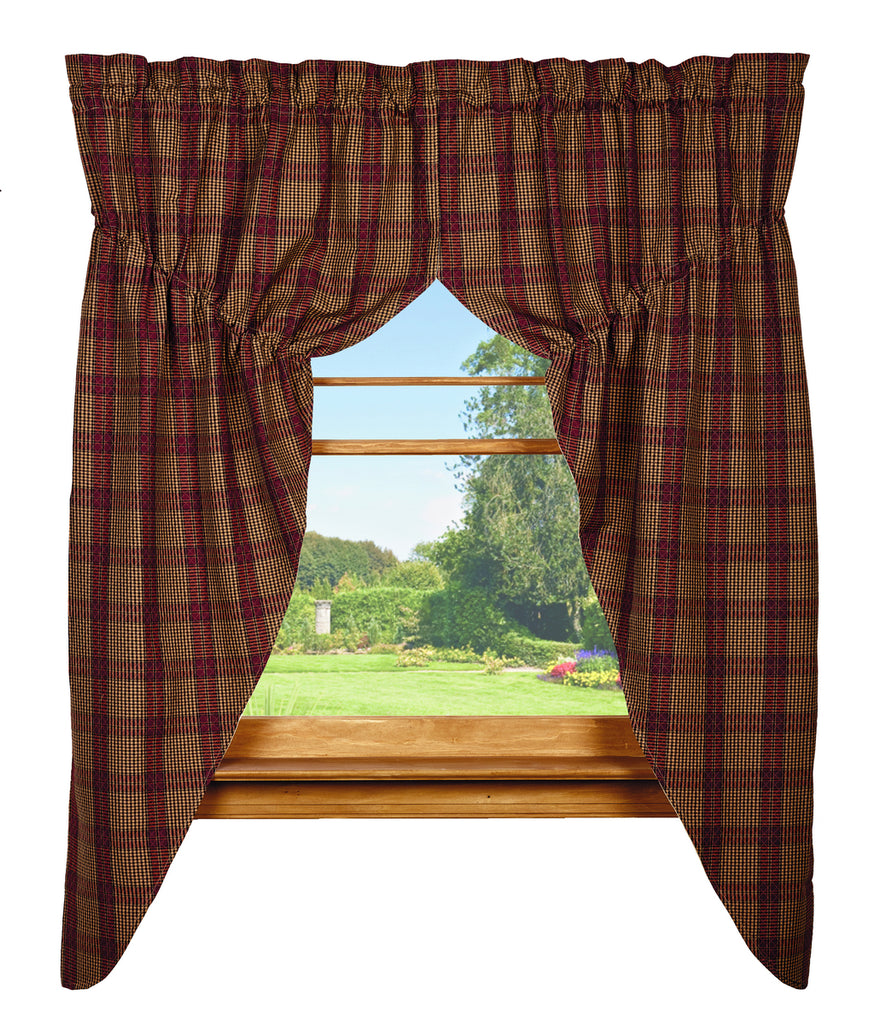 Chelsea Prairie Curtain Set