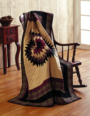 Chelsea Quilted Throw Blanket