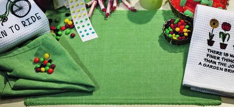 Sorbet Green Placemat