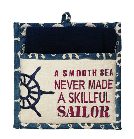 Maritime Potholder Gift Set - Set of 2