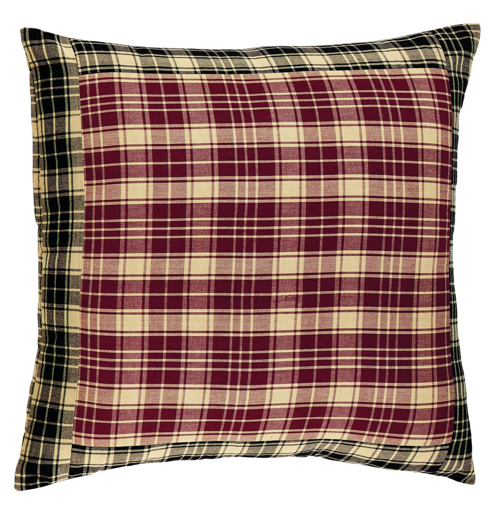 Heritage Quilted Pillow Cover