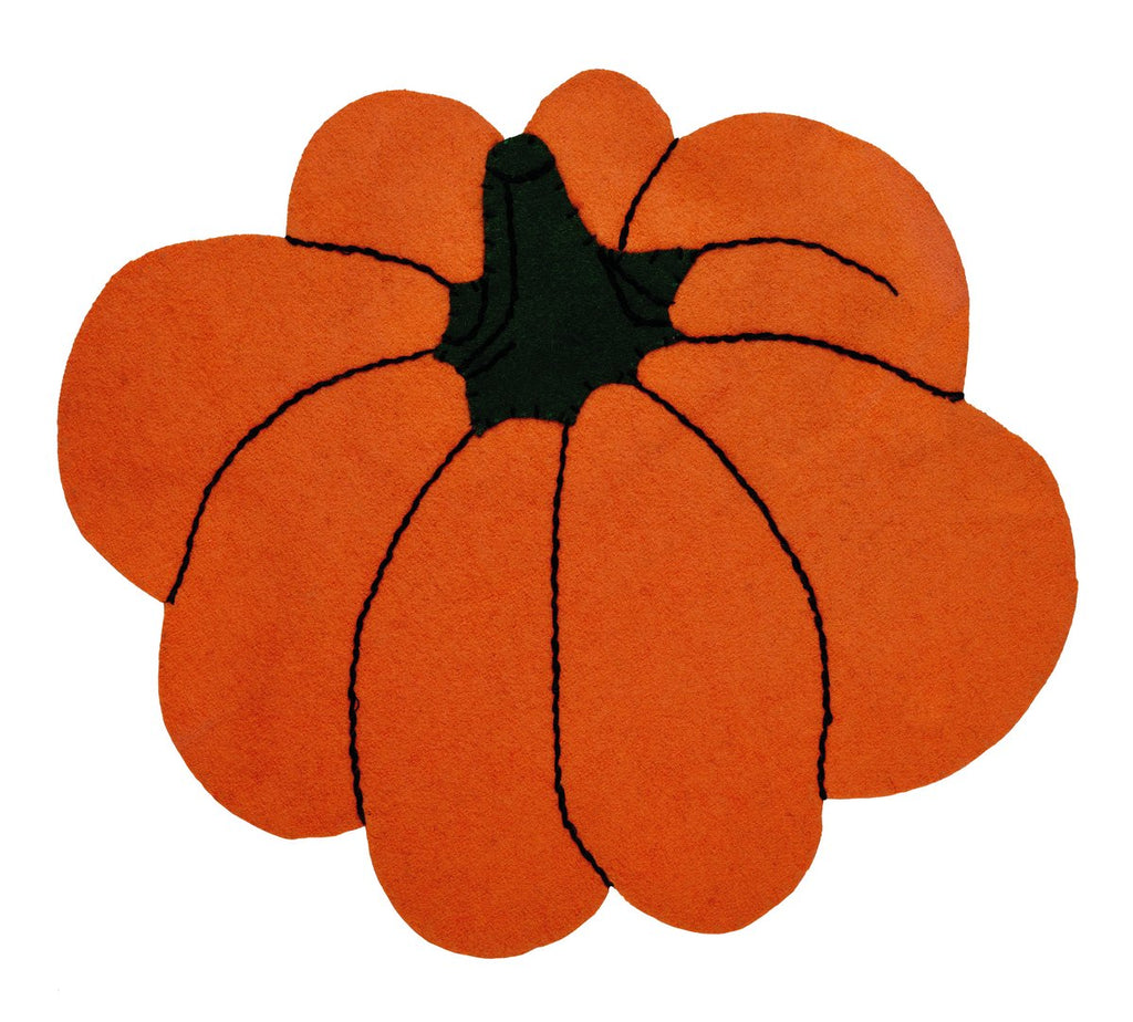 Pumpkin Table Mat