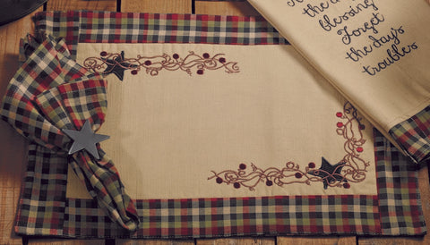 Tangled Berries Placemat