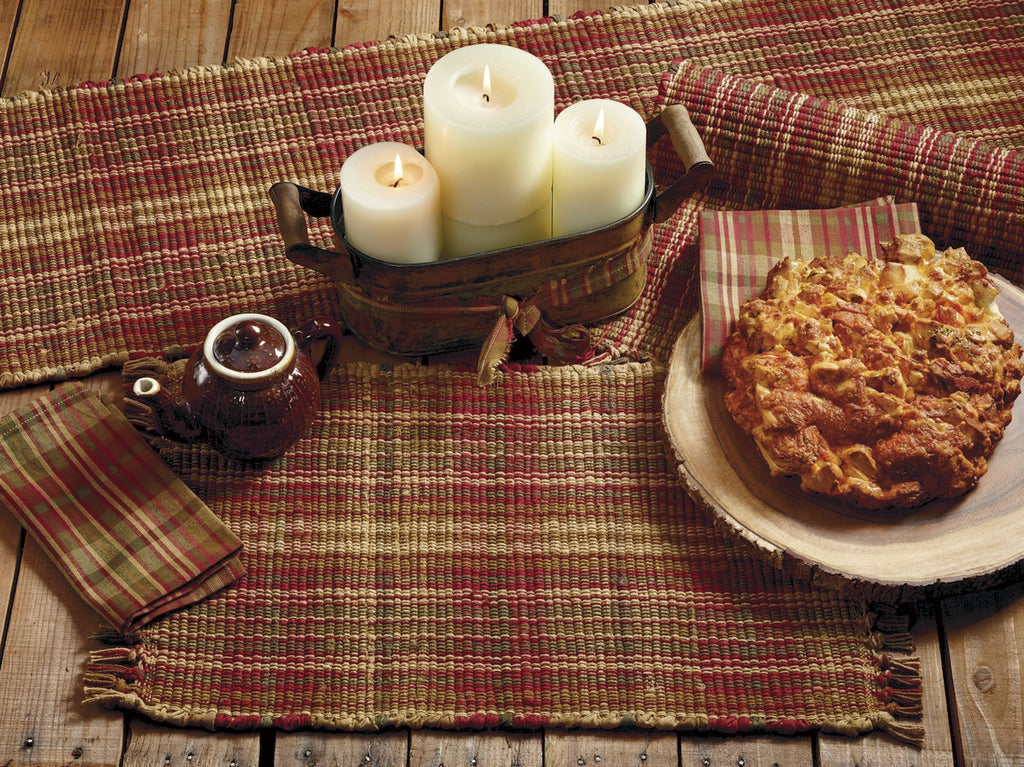 Cinnamon Long Table Runner