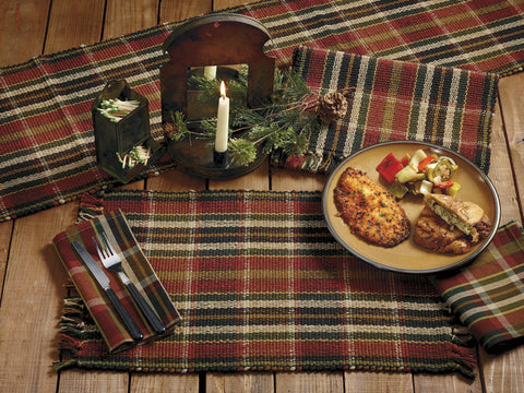 Montana Short Table Runner