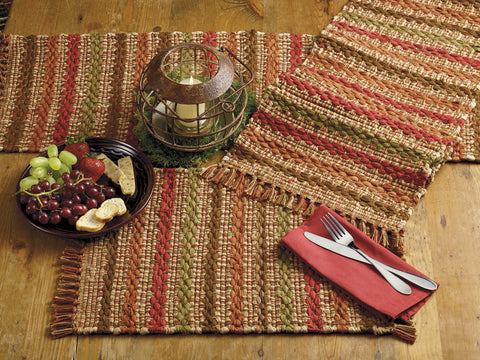Caraway Short Table Runner