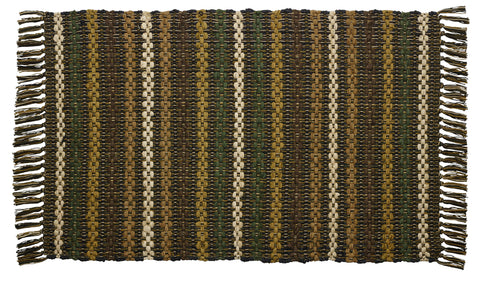 Burntwood Rectangle Woven Rug