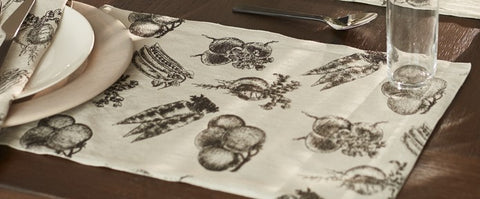 Fresh Produce Placemat