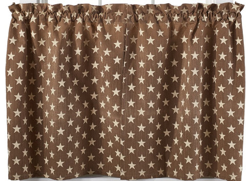 Stargazer Latte Color Dark Tan - Light Brown Short Tier Pair