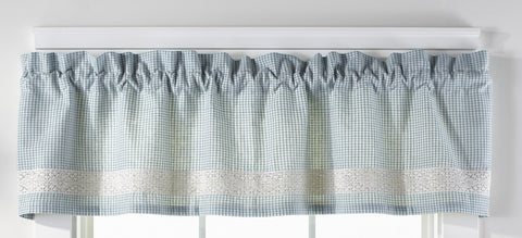 Nottingham Blue Valance