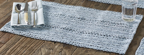 Blue Lace Placemat