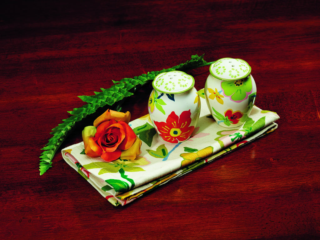 Fresca Salt & Pepper Shaker Set