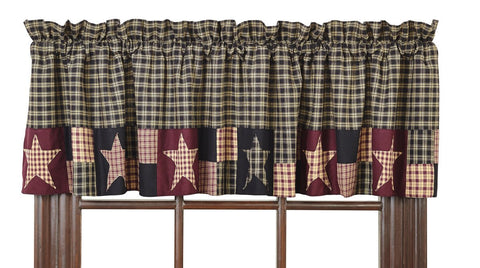 Plum Creek Valance