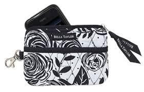 Bella Taylor Rose Pop Gadget Pouch