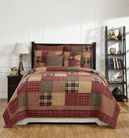 Rutherford King Quilt Set