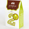 Traditional White Choco 4-piece goody bag