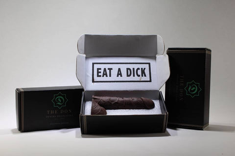The Chocolate Dick + Bag of Dicks Combo!