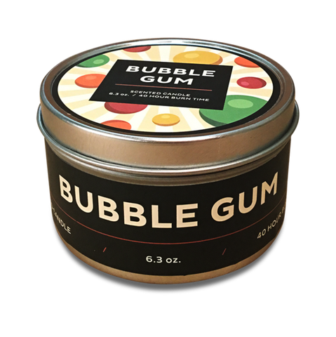 Prank Candle - Bubble Gum to Dick Breath