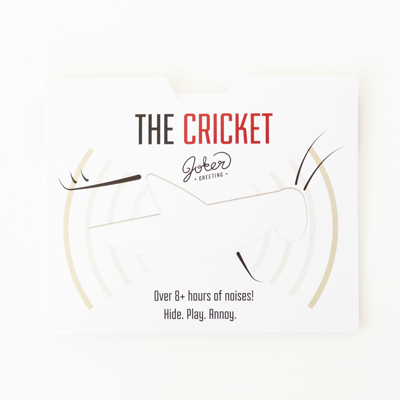 The Joker Cricket