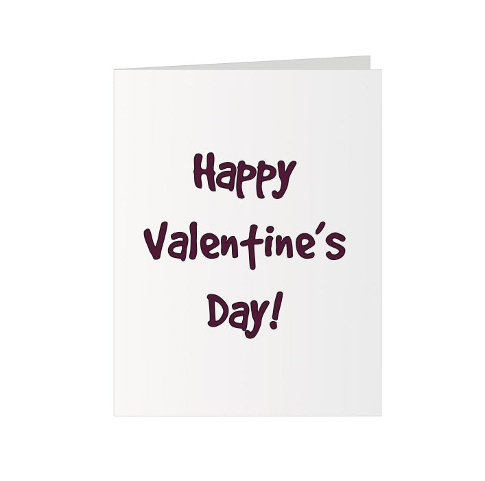 Eat a Dick - Original Valentines Day Greeting Card