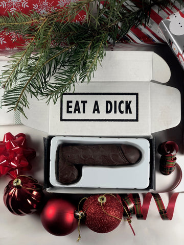 Eat a Dick - The Christmas Dick