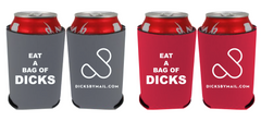 Bag of Dicks + Free Koozie!