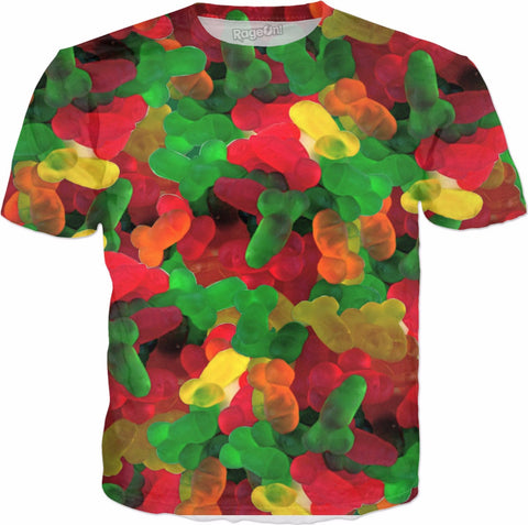 Gummy Dicks T-Shirt