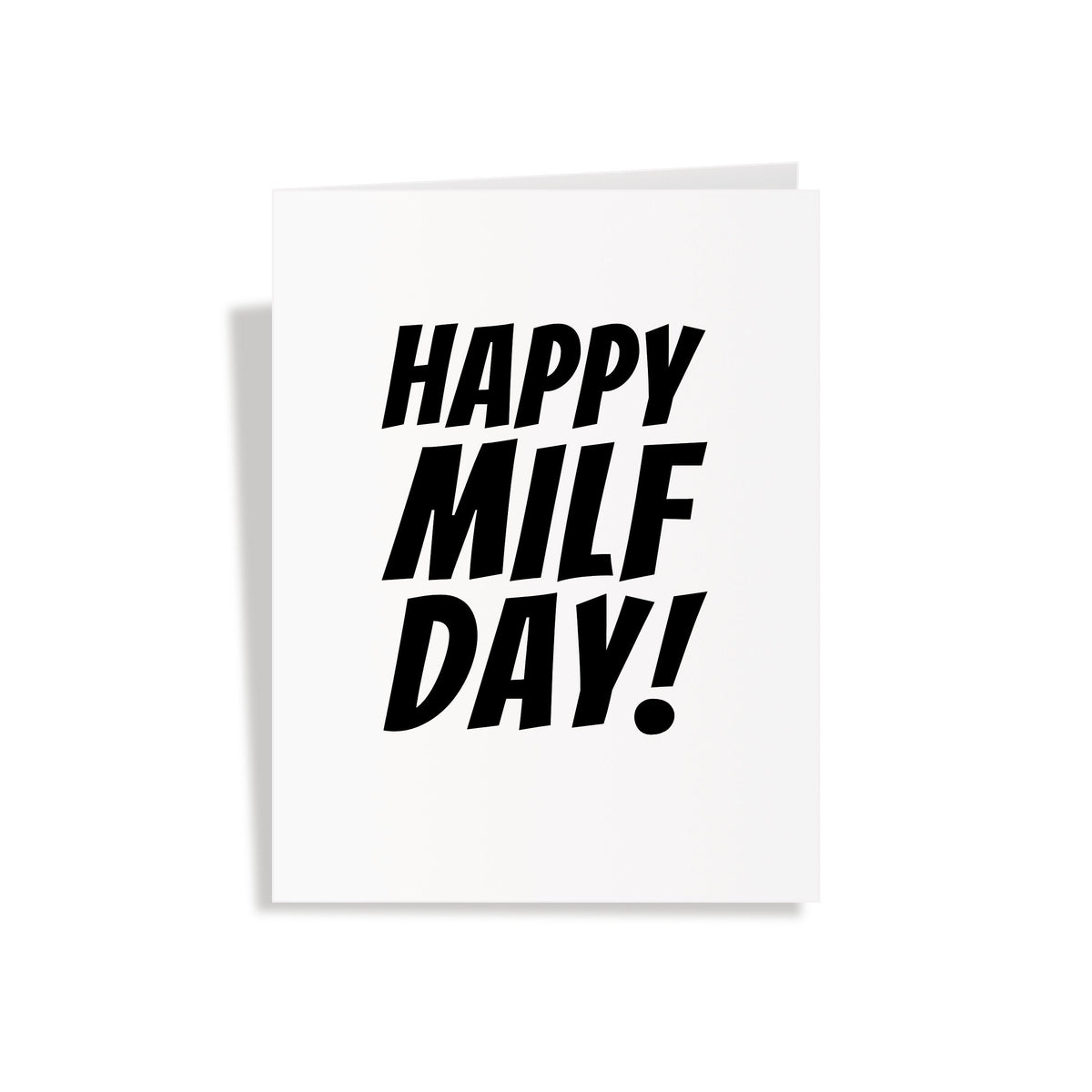 MILF's Day Eat a Dick Pop Up Card