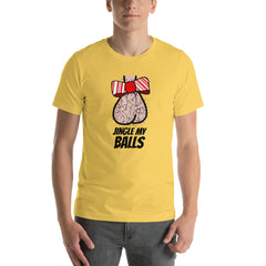 Jingle My Balls - Short-Sleeve Unisex T-Shirt