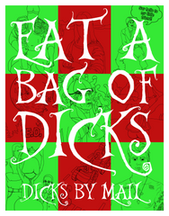 Eat a Bag of Dicks Coloring Book!